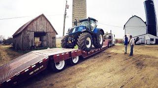 Download Big Blue Returns! - New Holland T7.315 Video