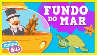 Download Mundo Bita - No fundo do mar [clipe infantil] Video
