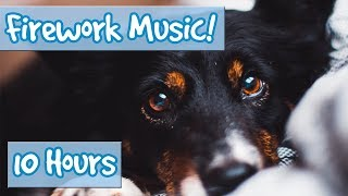 Download Firework Music for Dogs! Calm Music for Dogs Scared of Fireworks For Bonfire Night and Thanksgiving! Video