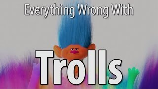 Download Everything Wrong With Trolls In 18 Minutes Or Less Video