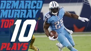 Download DeMarco Murray's Top 10 Plays of the 2016 Season   NFL Highlights Video
