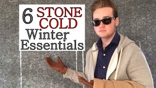 Download 6 STONE COLD Winter Style Essentials for Men | Teen Cold Weather Musts Video
