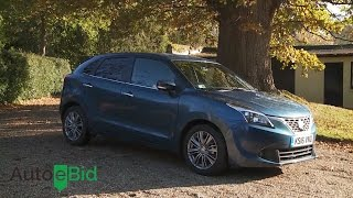 Download Suzuki Baleno 2016 Video Review AutoeBid Video