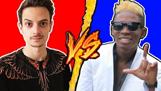 Download Fabio Rovazzi VS Bello Figo - Battaglia Rap Epica - Manuel Aski Video