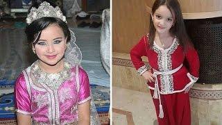 Download Top Moroccan Caftan For kids 2017 مجموعة مميزة من أجمل قفاطين مغربية للاطفال اتمني ان تعجبكم Video