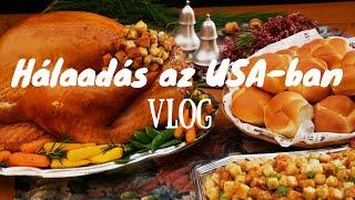 Download Hálaadás az USA-ban VLOG (magyar felirattal) |Eszter Gottschall Video