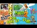 Download Mike & Dad play PVZ 2: Guacodile is Awesome! BIG WAVE BEACH Days 17, 18, 19, 20, 21, 22 Video
