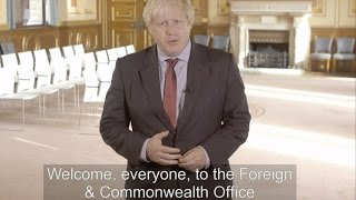 Download Welcome to the Foreign Office Video