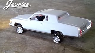 Download RC 1/24 Cadillac Fleetwood Lowrider Video