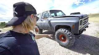 Download These tires are F'N HUGEEE!! + other Truck Stuff Video