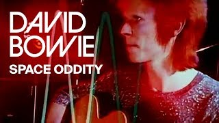 Download David Bowie – Space Oddity Video