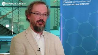 """Download """"When graphene has become commonplace, then we have succeeded"""" Video"""