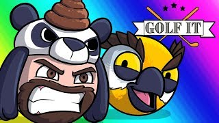 Download Golf It Funny Moments - Vanoss, Golf Troll Video