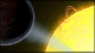 Download NEW PLANET DISCOVERED... BLACK AS ASPHALT AND SO HOT IT 'EATS LIGHT' Video