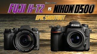 Download FUJI XT2 vs Nikon D500 Epic Shootout Review | Which Camera to Buy Tutorial Video
