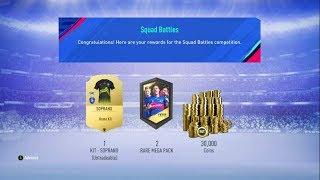 Download *LIVE* FIFA 19 ELITE 2 SQUAD BATTLE REWARDS! + DIVISION RIVALS GRIND! (FIFA 19 Ultimate Team) Video