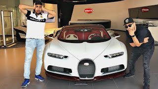 Download MY FRIEND BOUGHT A $3.4MILLION BUGATTI CHIRON !!! Video