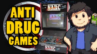 Download Anti Drug Games - JonTron Video