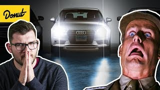 Download Here's the REAL Reason Headlights are TOO DAMN BRIGHT!   WheelHouse Video