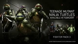Download Injustice 2 - Teenage Mutant Ninja Turtles Video