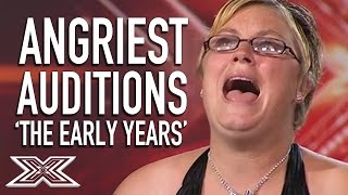 Download Angriest Acts: X Factor UK 'The Early Years' Video