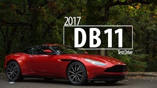 Download 2017 Aston Martin DB11 | Driving Review | Road Test Video