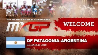 Download Welcome to the 2018 MXGP of Patagonia Argentina #motocross Video