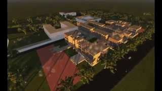 Download Design proposal of School of Architecture, Planning & Landscape Architecture - RUET Video