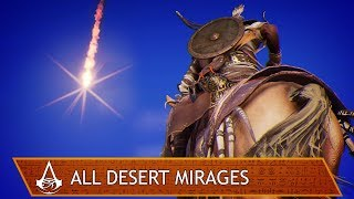 Download Assassin's Creed: Origins - All Desert Visions & Mirages Video