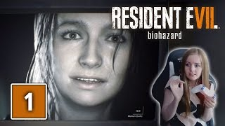 Download I'M SO SCARED! | Resident Evil 7 Gameplay Walkthrough Part 1 Video