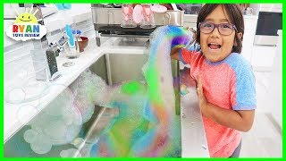 Download Rainbow Snake bubbles DIY Science Experiments at home!!! Video