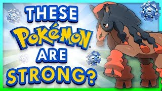Download Pokemon Who Are Surprisingly Strong ft. pokeaimMD Video