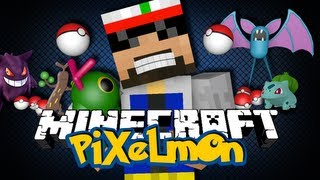 Download Minecraft Pixelmon 1 - LET'S GO HENRY!! (Pokémon in Minecraft) Video