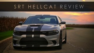 Download Review | 2016 Dodge Charger SRT Hellcat | Brutality Video