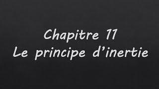 Download Chapitre 11: Le principe d'inertie Video