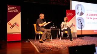 Download Jennifer Doudna & Lance Knobel : The CRISPR Way To Fix Genes : Uncharted 2014 Video