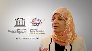 Download Samira Mohamed Moosa Al Moosa speaks about the 2005 UNESCO Convention Video