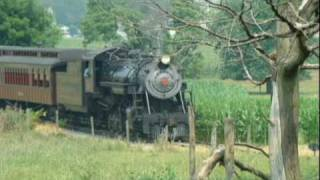 Download Loud Strasburg Train Steam Whistle Video