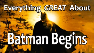 Download Everything GREAT About Batman Begins! Video