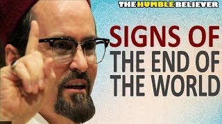 Download Signs of THE END of The World - Hamza Yusuf (POWERFUL) Video