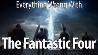 Download Everything Wrong With The Fantastic Four (2015) In 17 Minutes Or Less Video