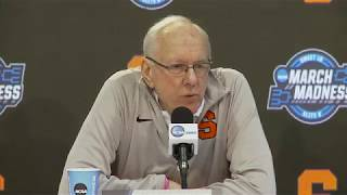 Download Jim Boeheim Press Conference | Sweet 16 Video