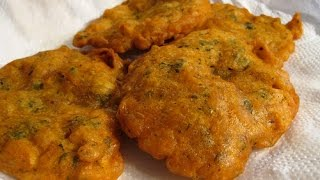 Download The Best Jamaican Salt Fish Fritters Video