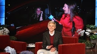 Download Ellen's Favorite Waitress Gets a Car Video