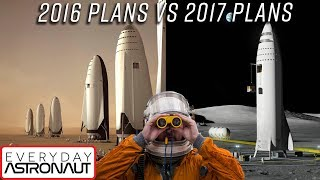 Download SpaceX's crazy plans to use their ″Big F#*$@%g Rocket″ for Mars and the Moon! Video