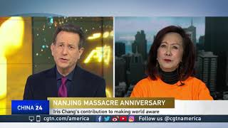 Download Judge Lillian Sing talks about remembering the Nanjing Massacre Video
