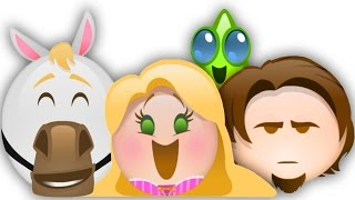 Download Tangled as told by Emoji | Disney Video