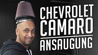 Download JP Performance - Chevrolet Camaro 6.2 L V8 | Ansaugung Video