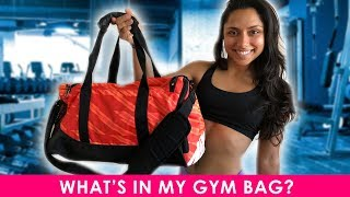 Download What's In My Gym Bag? | Michelle Khare Video