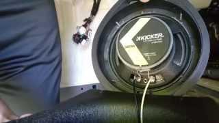 Download 07-13 Silverado/Sierra Bad Door Speakers (Fixed) Video